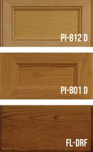 Flat Mitered Doors Stile & Rail