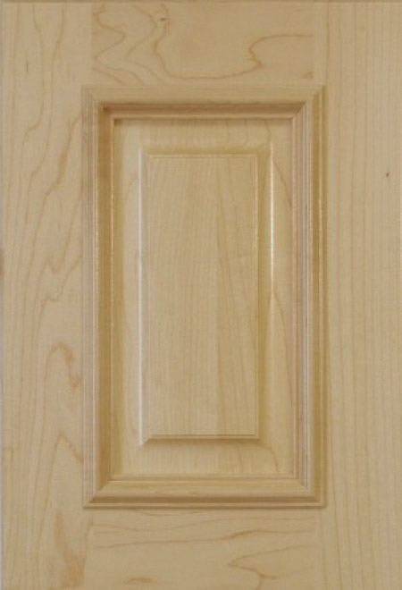 Applied Moulding With Solid Wood Panel Doors