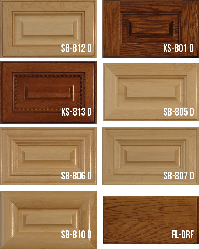 Mitered solid wood panel doors mills woodworking for Wood stile and rail doors