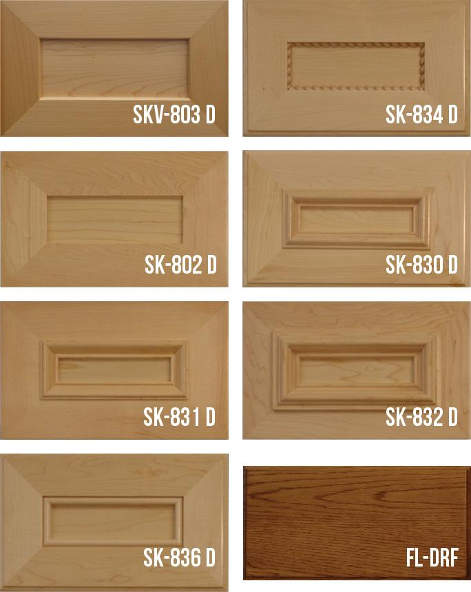 Mitered Shaker With 14 Panel Doors Mills Woodworking