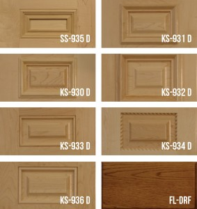 Applied Moulding With Solid Wood Panel Stile & Rail