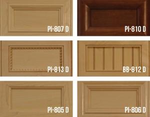 Flat Mitered Doors Stile & Rail