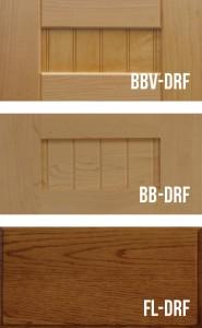 Shaker Panel Doors Stile & Rail